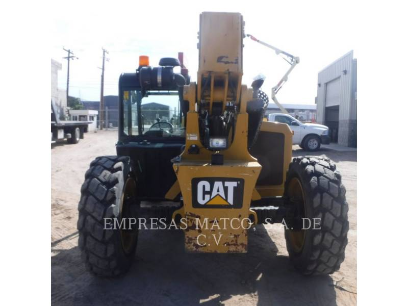CATERPILLAR テレハンドラ TL642C equipment  photo 3