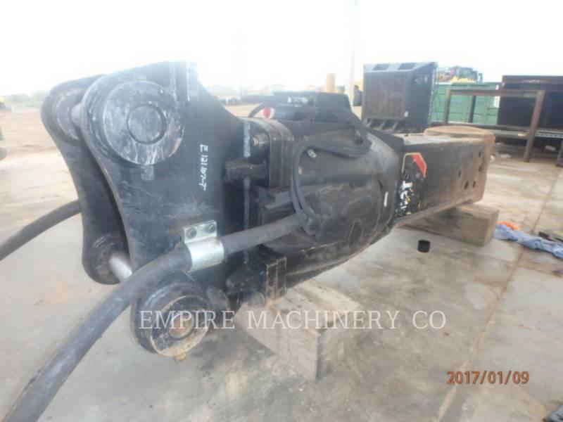 CATERPILLAR HERRAMIENTA DE TRABAJO - MARTILLO H130ES equipment  photo 2