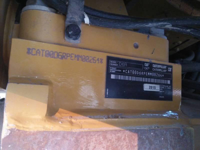 CATERPILLAR TRACK TYPE TRACTORS D6R equipment  photo 9