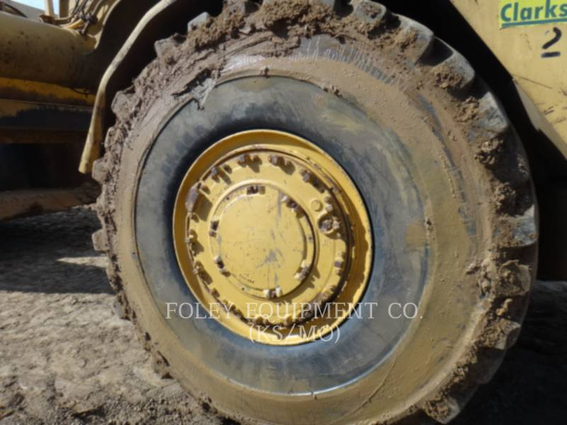 CATERPILLAR WHEEL TRACTOR SCRAPERS 631E equipment  photo 14