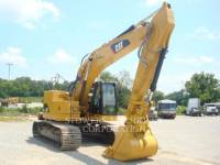 CATERPILLAR TRACK EXCAVATORS 328DL HAM equipment  photo 3