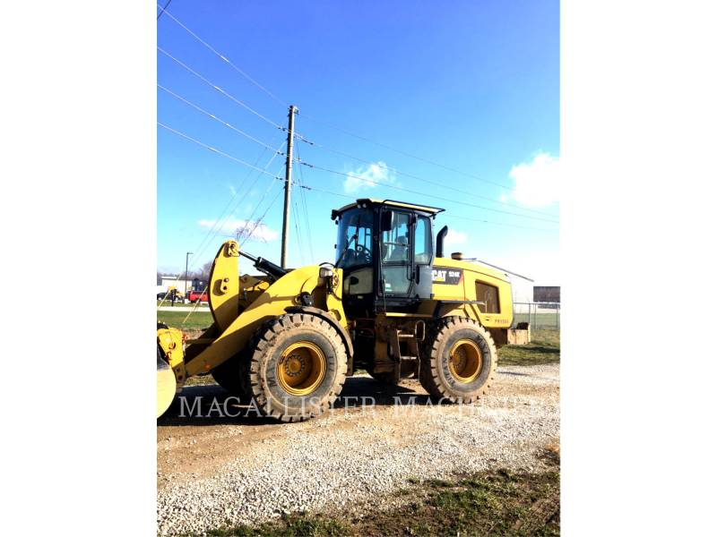 CATERPILLAR WHEEL LOADERS/INTEGRATED TOOLCARRIERS 924 K equipment  photo 1