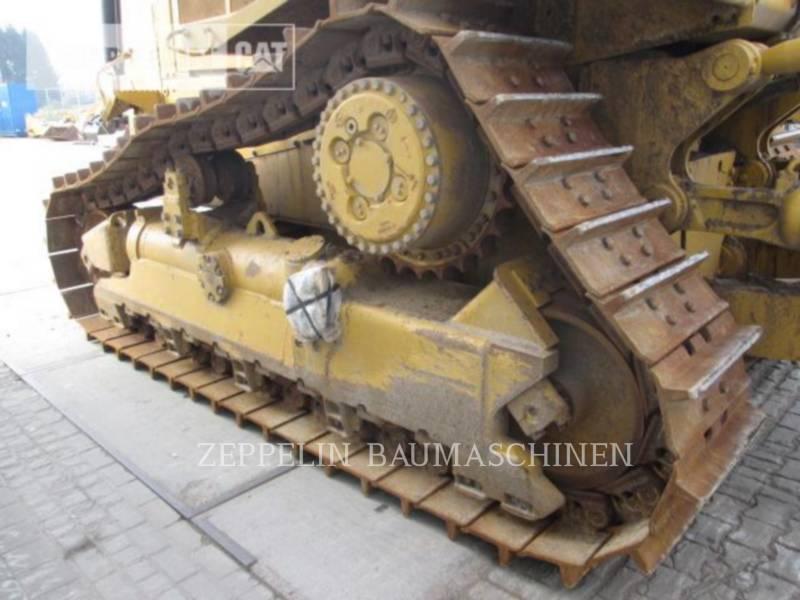 CATERPILLAR TRACK TYPE TRACTORS D8R equipment  photo 19