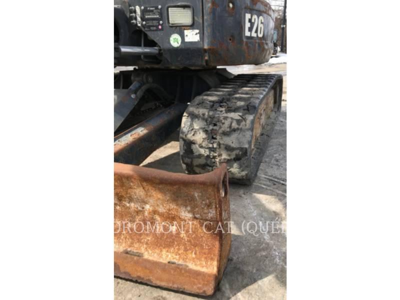 BOBCAT KETTEN-HYDRAULIKBAGGER E26 equipment  photo 15