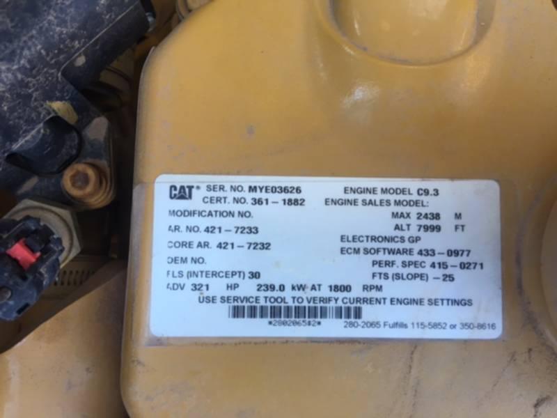 CATERPILLAR PELLE MINIERE EN BUTTE 336 ELH equipment  photo 9