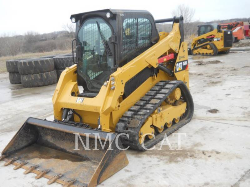 CATERPILLAR 多様地形対応ローダ 259D equipment  photo 6