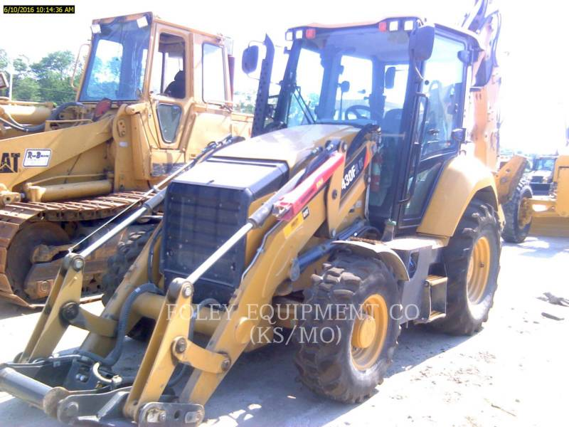 CATERPILLAR CHARGEUSES-PELLETEUSES 430F2IT equipment  photo 1