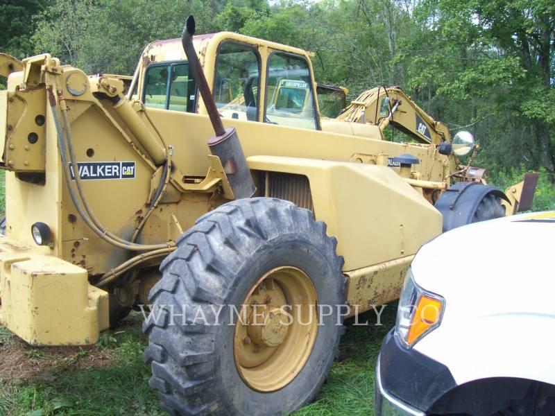 CATERPILLAR TELEHANDLER TH83 equipment  photo 1