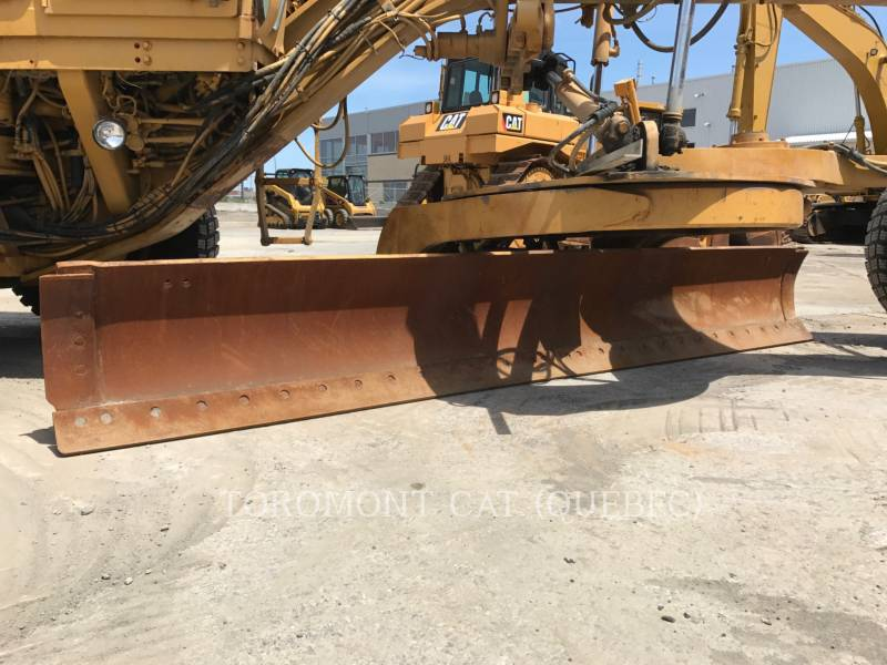 Caterpillar AUTOGREDERE 160HNA equipment  photo 11
