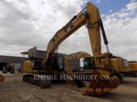 CATERPILLAR KETTEN-HYDRAULIKBAGGER 349EL equipment  photo 1