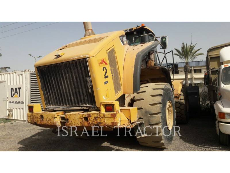 CAT TRADE-IN WHEEL LOADERS/INTEGRATED TOOLCARRIERS 980H equipment  photo 4