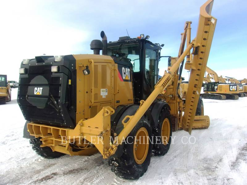 Caterpillar AUTOGREDERE 140M2AWD equipment  photo 4