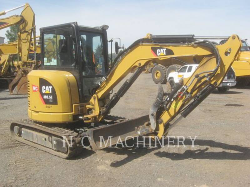 CATERPILLAR TRACK EXCAVATORS 303.5ECRCB equipment  photo 2