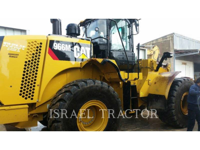 CAT TRADE-IN WHEEL LOADERS/INTEGRATED TOOLCARRIERS 966MXE equipment  photo 1