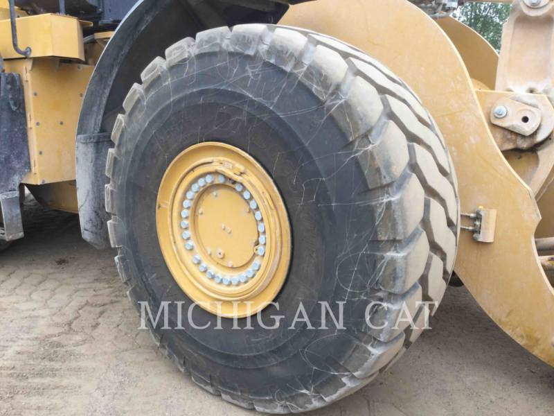 CATERPILLAR WHEEL LOADERS/INTEGRATED TOOLCARRIERS 980M equipment  photo 22