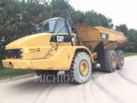 CATERPILLAR CAMIONES ARTICULADOS 740 T equipment  photo 1