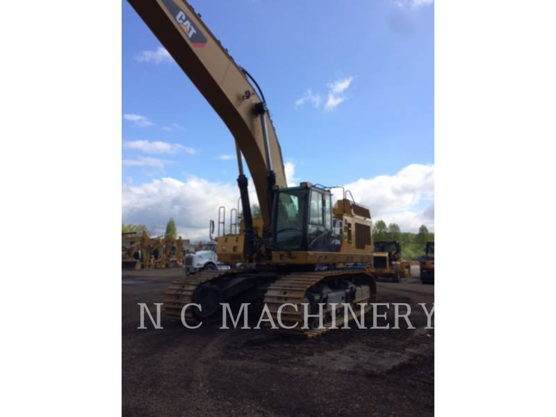 CATERPILLAR EXCAVADORAS DE CADENAS 374D L equipment  photo 4