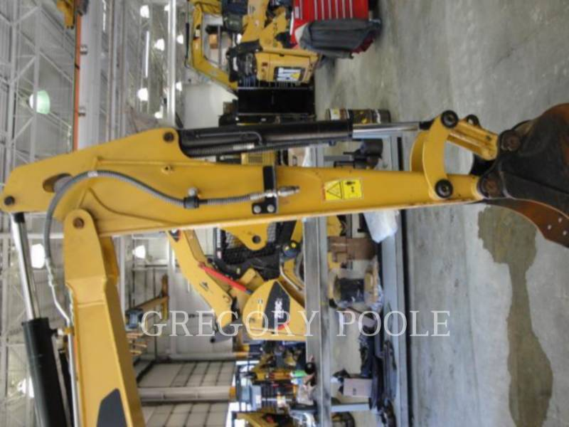 CATERPILLAR PELLES SUR CHAINES 303.5E equipment  photo 12