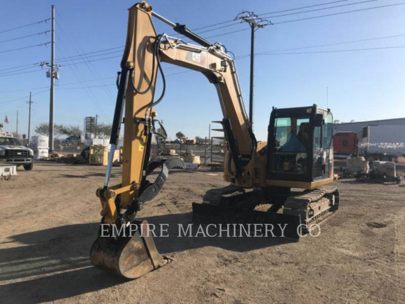 CATERPILLAR TRACK EXCAVATORS 308E2 SB equipment  photo 4
