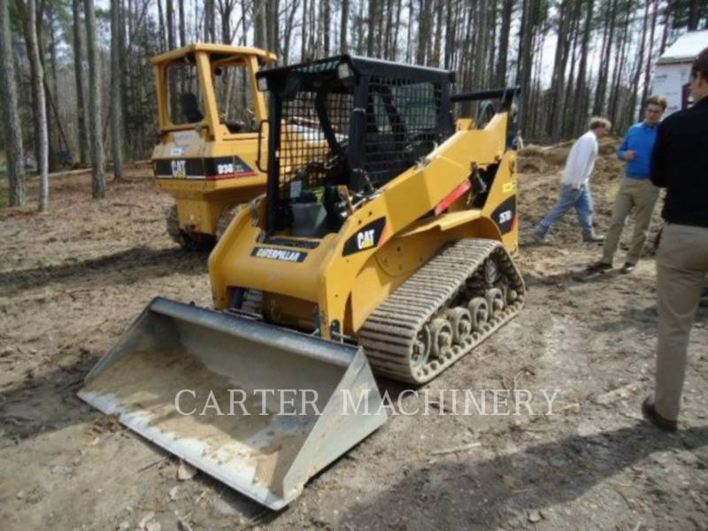 CATERPILLAR SKID STEER LOADERS 257B3 CY equipment  photo 2