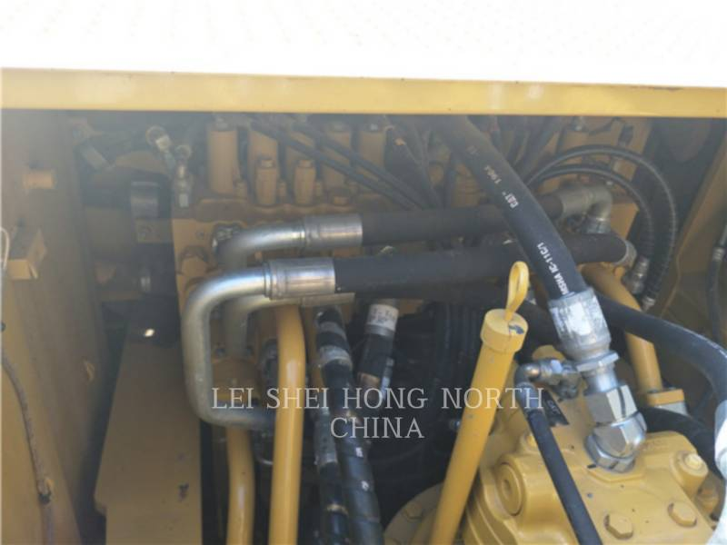 CATERPILLAR PELLES SUR CHAINES 326 D2 equipment  photo 8