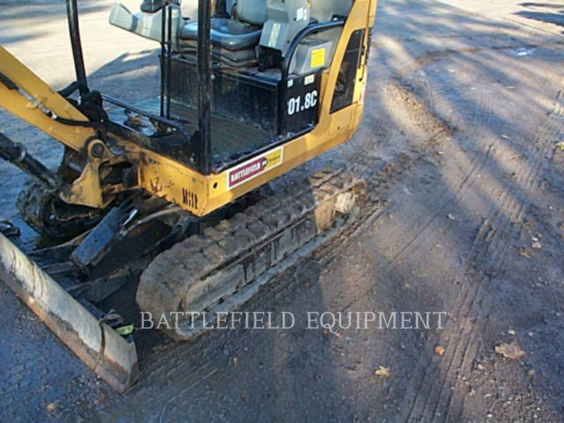 CATERPILLAR TRACK EXCAVATORS 301.8C equipment  photo 10