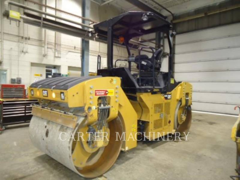 CATERPILLAR VERDICHTER CB44B CY equipment  photo 2