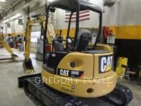 CATERPILLAR TRACK EXCAVATORS 305E CR equipment  photo 4