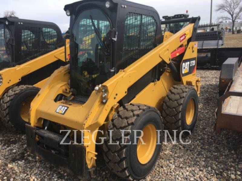 CATERPILLAR MINICARGADORAS 272DSR equipment  photo 3