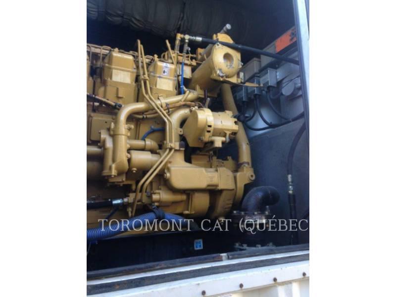 CATERPILLAR POWER MODULES (50494) XQ1000 3512 1000KW 600V equipment  photo 7