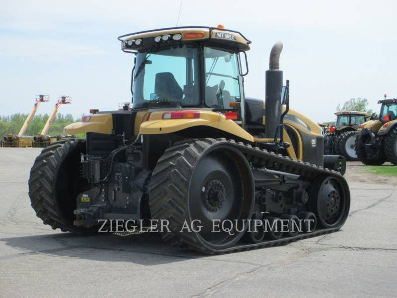 AGCO-CHALLENGER TRACTORES AGRÍCOLAS MT865C equipment  photo 2