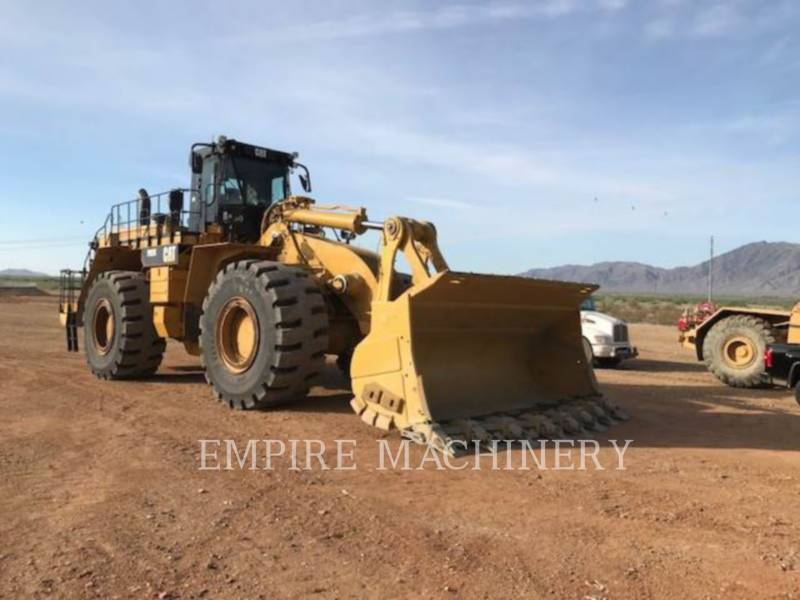 CATERPILLAR WHEEL LOADERS/INTEGRATED TOOLCARRIERS 992K equipment  photo 18