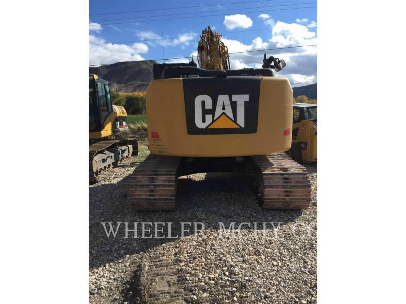 CATERPILLAR KETTEN-HYDRAULIKBAGGER 320E LRRCF equipment  photo 8