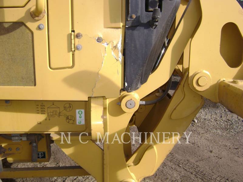 CATERPILLAR RÓWNIARKI SAMOBIEŻNE 140M2 AWD equipment  photo 13