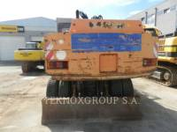 FIAT-HITACHI EXCAVADORAS DE RUEDAS FH200W equipment  photo 2