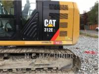 CATERPILLAR KETTEN-HYDRAULIKBAGGER 312E L equipment  photo 7