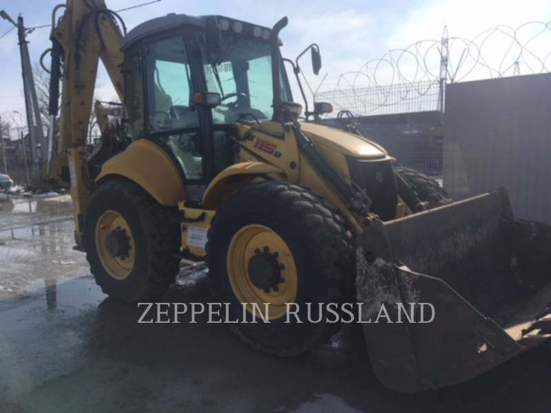 NEW HOLLAND LTD. CHARGEUSES-PELLETEUSES B115B equipment  photo 6