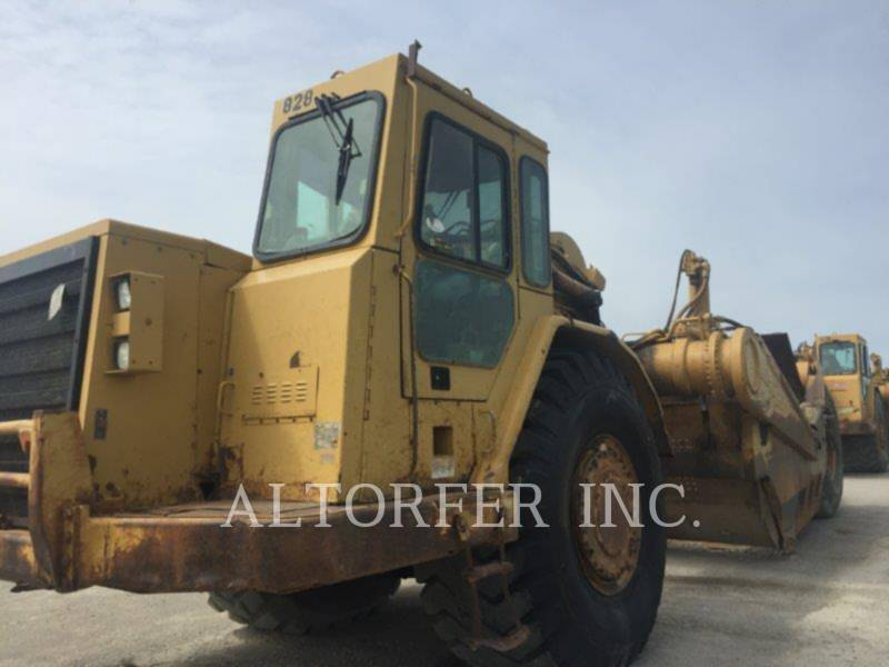 CATERPILLAR WHEEL TRACTOR SCRAPERS 631E equipment  photo 3