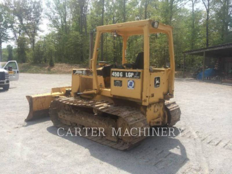 DEERE & CO. TRACTOR MINIER CU ŞENILE DER 450G equipment  photo 2
