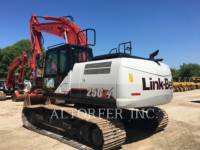 LINK-BELT CONSTRUCTION TRACK EXCAVATORS 250X4 equipment  photo 3