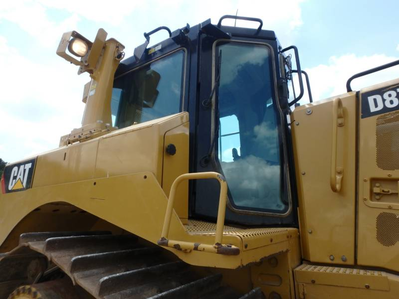 CATERPILLAR TRACK TYPE TRACTORS D8T equipment  photo 19
