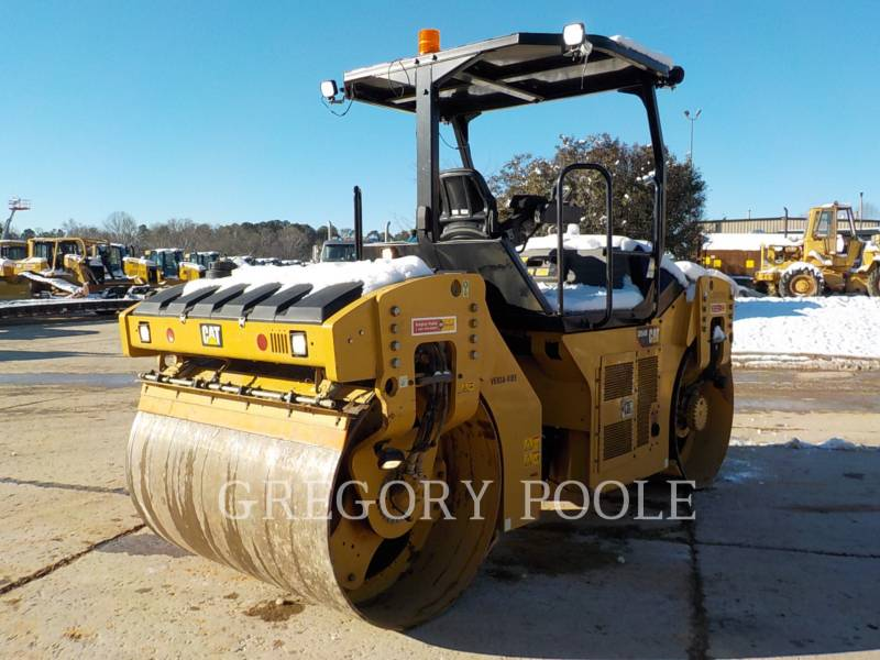 CATERPILLAR COMPACTEURS TANDEMS VIBRANTS CB-54 equipment  photo 12