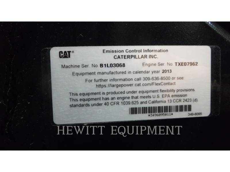 CATERPILLAR ARTICULATED TRUCKS 725 equipment  photo 10