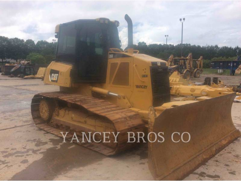 CATERPILLAR TRACK TYPE TRACTORS D6K LGP equipment  photo 1