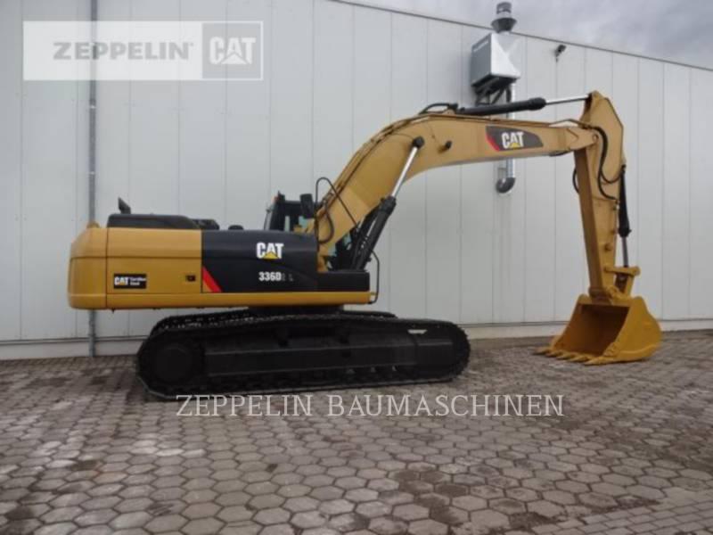 CATERPILLAR KETTEN-HYDRAULIKBAGGER 336D2L equipment  photo 7