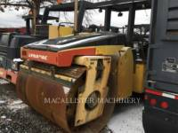 Equipment photo DYNAPAC CC522VHF VIBRATORY DOUBLE DRUM ASPHALT 1