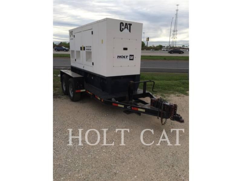 CATERPILLAR BEWEGLICHE STROMAGGREGATE XQ100 equipment  photo 3