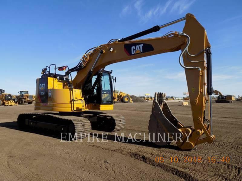CATERPILLAR TRACK EXCAVATORS 325FLCR equipment  photo 1