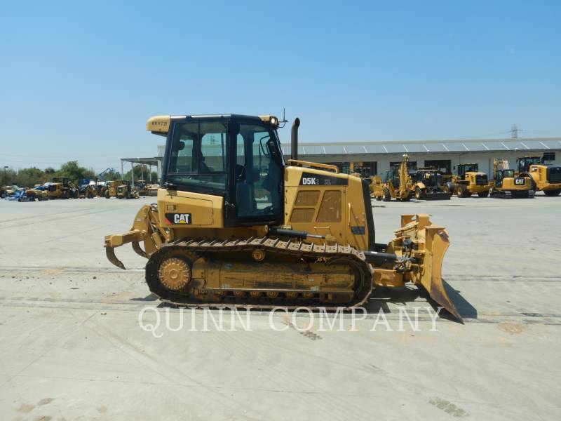 CATERPILLAR TRACK TYPE TRACTORS D5K2XL equipment  photo 4
