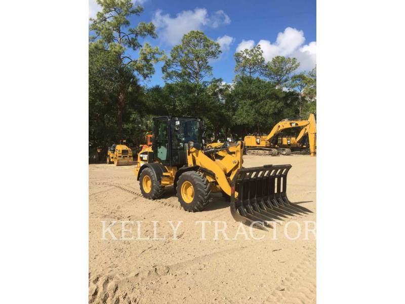 CATERPILLAR CARGADORES DE RUEDAS 908M equipment  photo 8